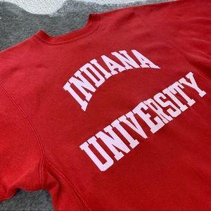 Vintage Champion Indiana University Sweatshirt